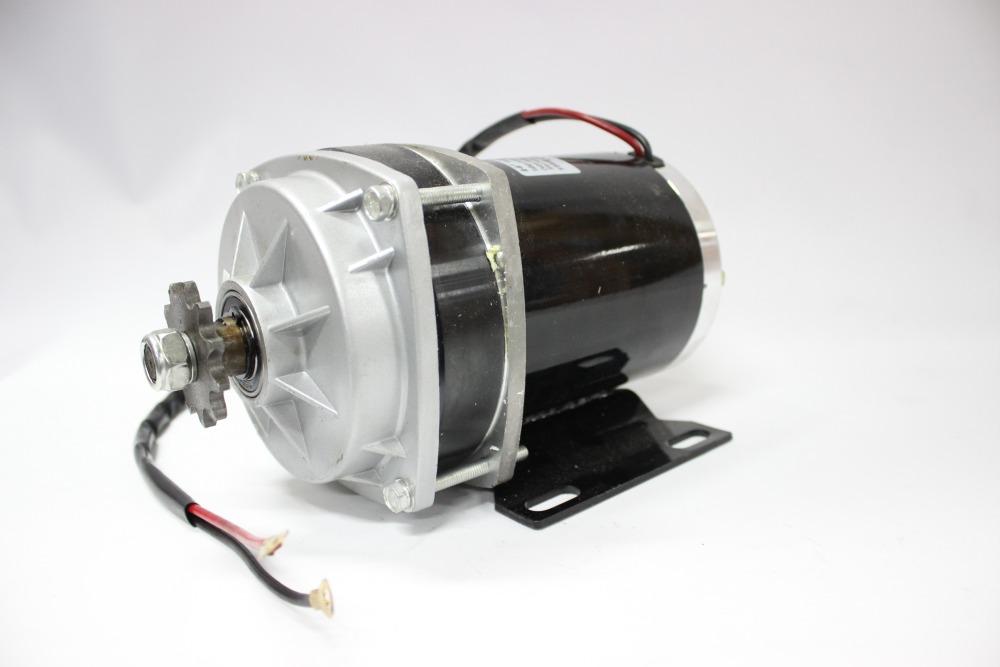 Электродвигатель постоянного тока 36 вольт 500 ватт.